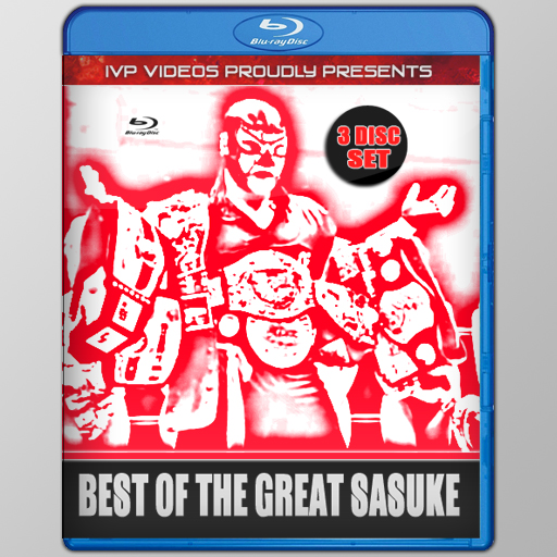 Best of Great Sauske (3 Discs Blu-Ray with Cover Art)